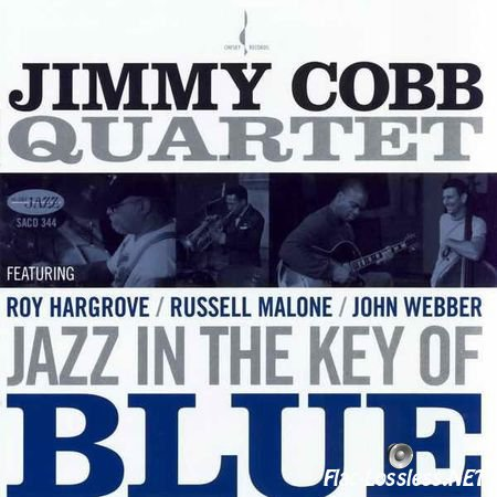 Jimmy Cobb - Jazz in the Key of Blue (2009) FLAC (tracks)
