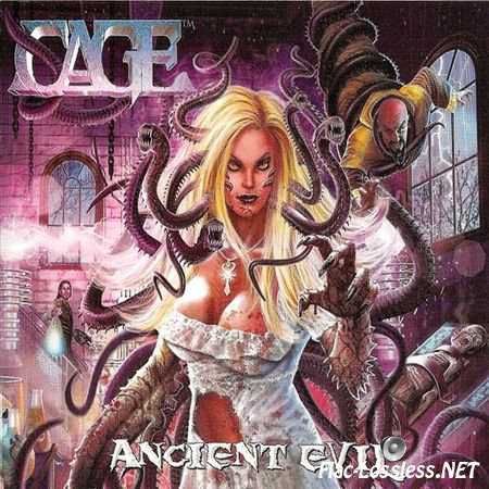 Cage - Аnсient Evil (2015) [FLAC (image + .cue)