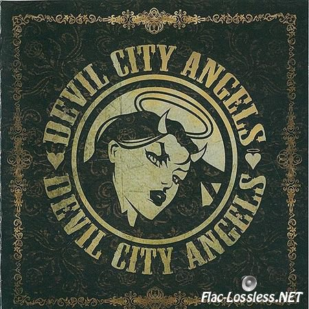Devil City Angels - Devil City Angels (2015) FLAC (image + .cue)