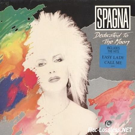 Spagna - Dedicated To The Moon (1987) (Vinyl) FLAC (tracks)