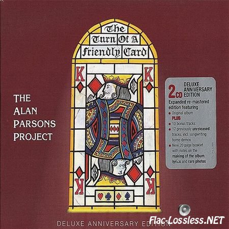 The Alan Parsons Project - The Turn Of A Friendly Card (1980/2015) FLAC (image + .cue)