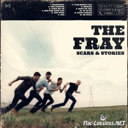 The Fray - Scars & Stories (2012) FLAC (tracks + .cue)