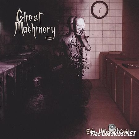 Ghost Machinery - Evil Undertow (2015) FLAC (image + .cue)