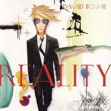 David Bowie - Reality (Limited Edition) (2003) FLAC (tracks + .cue)