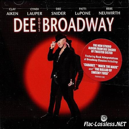 Dee Snider - Dee Does Broadway (2012) FLAC (image + .cue)