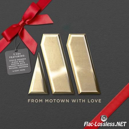 VA - From Motown With Love (2015) FLAC (tracks + .cue)