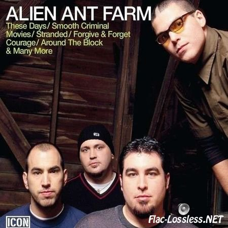 Alien Ant Farm - Icon (2013) FLAC (tracks + .cue)