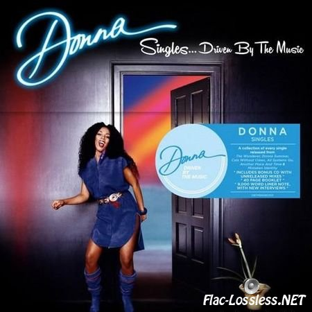 Donna Summer - Singles... Driven By The Music (2015) FLAC (image + .cue)