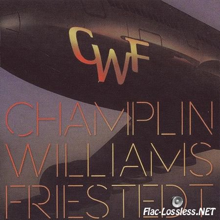Champlin Williams Friestedt - CWF (2015) FLAC (image + .cue)