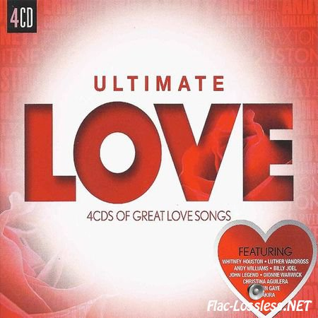 VA - Ultimate Love: 4CDs Of Great Love Songs (2015) FLAC (tracks + .cue)