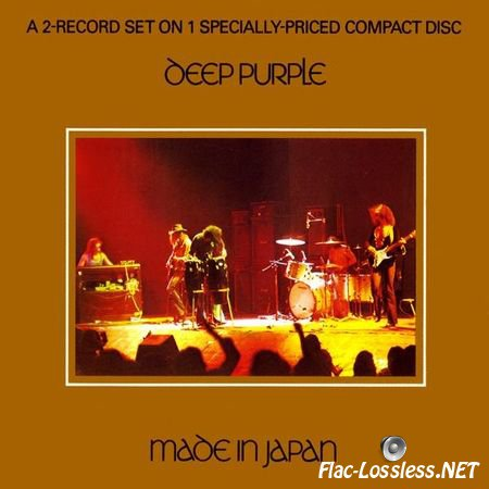 Deep Purple - Made In Japan (1990) FLAC (tracks + .cue)