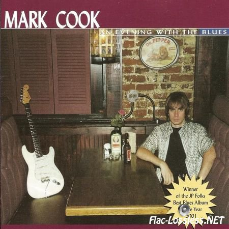Mark Cook - An Evening With The Blues (2000) FLAC (image + .cue)