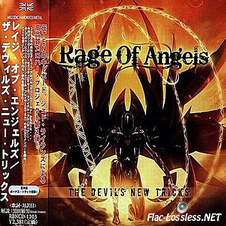 Rage Of Angels - The Devils New Tricks (2016) FLAC (image + .cue)