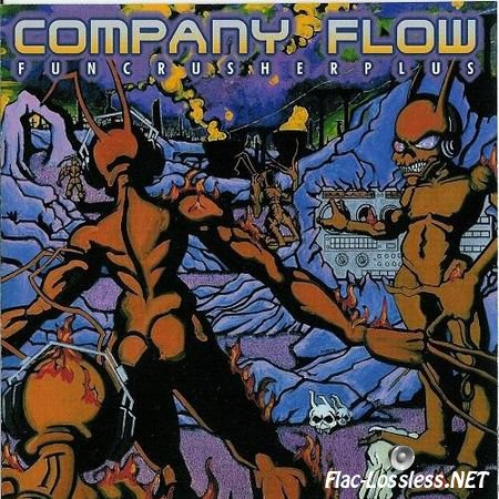 Company Flow - Funcrusher Plus (1997/2009) FLAC (tracks + .cue)