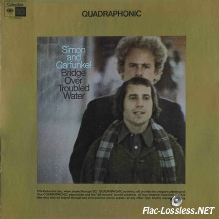 Simon And Garfunkel – Bridge Over Troubled Water (1970) FLAC (tracks+.cue)