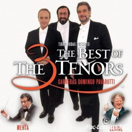 VA - The Best Of The 3 Tenors (2002) FLAC (tracks + .cue)
