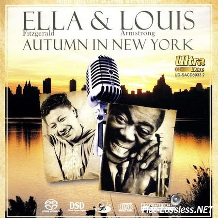 Ella Fitzgerald & Louis Armstrong - Autumn In New York (2008) FLAC (image + .cue)