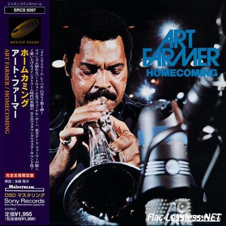 Art Farmer - Homecoming (1971/1972) FLAC (tracks + .cue)