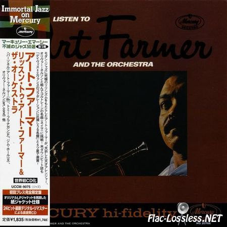 Art Farmer - Listen to Art Farmer and the Orchestra (1962) FLAC (tracks + .cue)