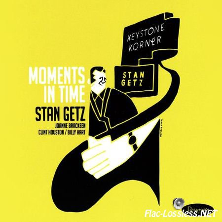 Stan Getz - Moments In Time (1976) FLAC (tracks + .cue)