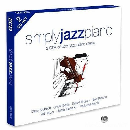 VA - Simply Jazz Piano (2013) FLAC (tracks + .cue)