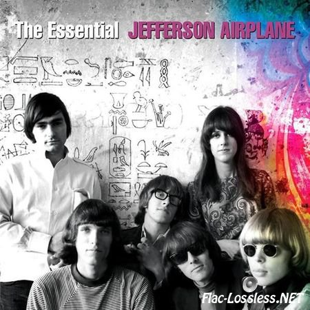 Jefferson Airplane - The Essential Jefferson Airplane (2005) FLAC (tracks + .cue)