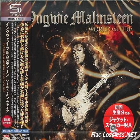 Yngwie Malmsteen - World On Fire (2016) FLAC (image + .cue)
