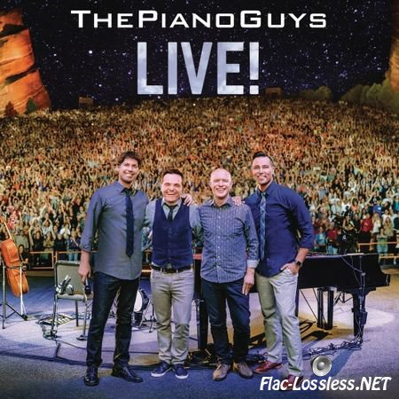 The Piano Guys - Live! (2015) FLAC (tracks)