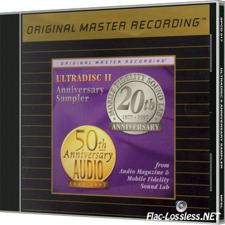 VA - Ultradisc II Anniversary Sampler from Audio Magazine & Mobile Fidelity Sound Lab (1997) FLAC (image+.cue)
