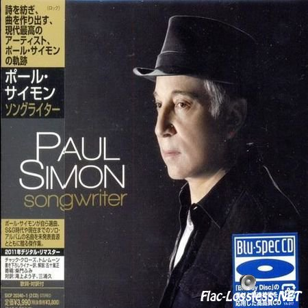 Paul Simon - Songwriter (2011) FLAC (image + .cue)