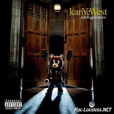 Kanye West - Late Registration (2005) FLAC (tracks+.cue)