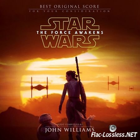 John Williams - Star Wars: Episode VII - The Force Awakens (2015) (PROMO) FLAC (tracks+.cue)