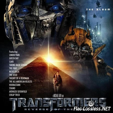 VA - Transformers: Revenge of the Fallen (2009) FLAC (tracks+.cue)