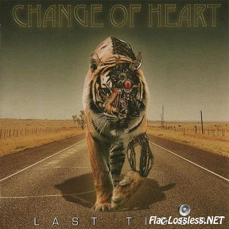 Change Of Heart - Last Tiger (2016) FLAC (image + .cue)