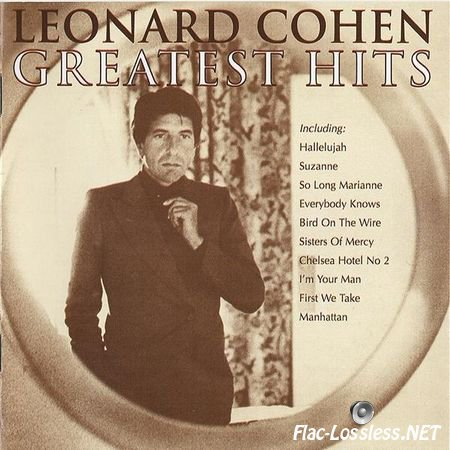 Leonard Cohen - Greatest Hits (2009) FLAC (image + .cue)