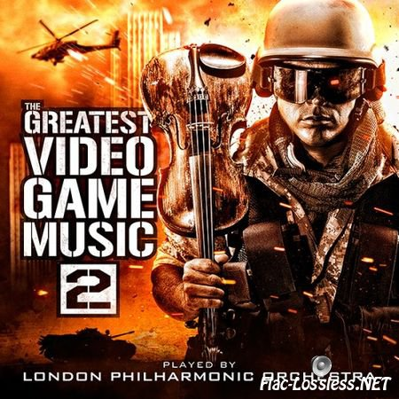 London Philharmonic Orchestra & Andrew Skeet - The Greatest Video Game Music 2 (2012) FLAC (tracks+.cue) lossless