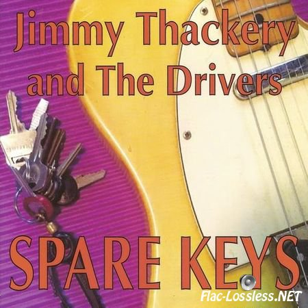Jimmy Thackery and the Drivers - Spare Keys (2016) FLAC (image + .cue)