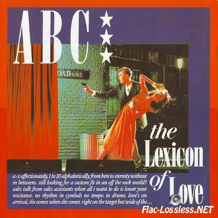 ABC - The Lexicon Of Love (1996) FLAC (tracks+.cue)