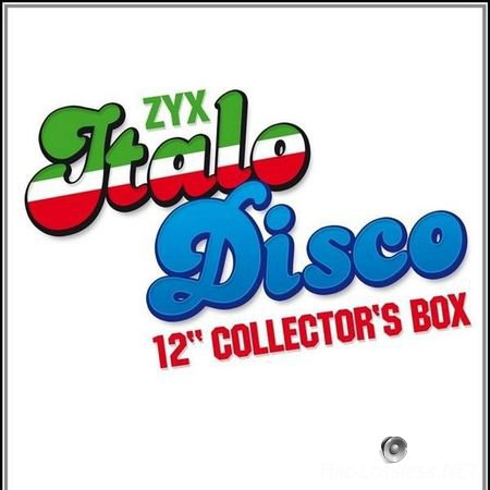 VA - Italo Disco 12 Inch Collector's Box Vol.1 (2014) FLAC (image + .cue)
