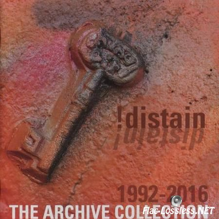 !distain - The Archive Collection 1992-2016 (2016) FLAC (image + .cue)