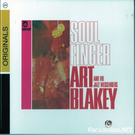 Art Blakey And The Jazz Messengers - Soul Finger (1965, 2009) FLAC (image + .cue)