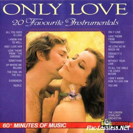 The London Starlight Orchestra - Only Love: 20 Favourite Instrumentals (1988) FLAC (tracks + .cue)