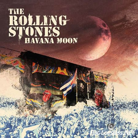 The Rolling Stones - Havana Moon (2016) Live, Box Set, 2CD FLAC (image + .cue)