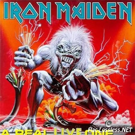 Iron Maiden - A Real Live One (1993) FLAC (tracks + .cue)