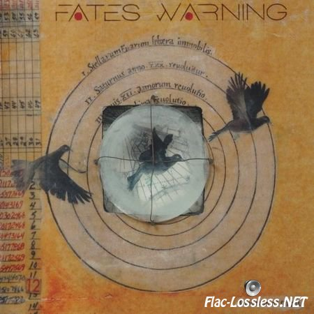 Fates Warning - Theories Of Flight (2016) FLAC (image + .cue)
