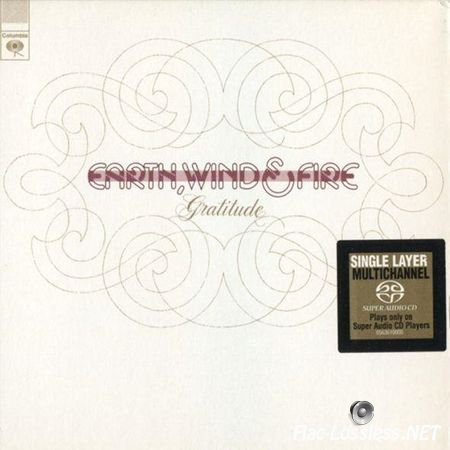 Earth, Wind & Fire - Gratitude (1975/2001) WV (image + .cue)
