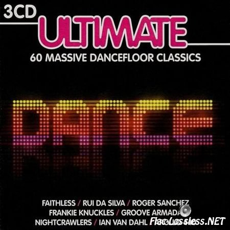 VA - Ultimate Dance (2009) FLAC (tracks + .cue)