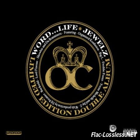 O.C. (of D.I.T.C.) - Word...Life / Jewelz (Limited Edition) (2009) FLAC (tracks+.cue)