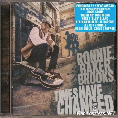 Ronnie Baker Brooks - Times Have Changed (2017) FLAC (image + .cue)