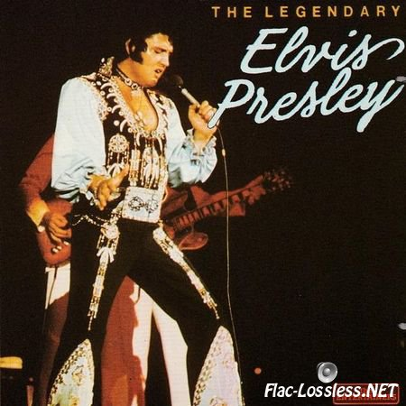 Elvis Presley - The Legendary Elvis Presley (1987) FLAC (tracks + .cue)